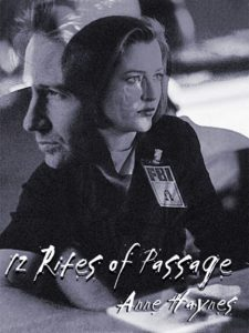 Book Cover: 12 Rites of Passage by Anne Haynes