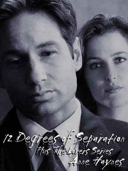 12 Degrees of Separation + Lovers Series by Anne Haynes