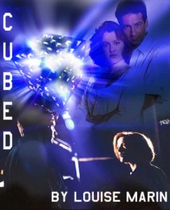 Book Cover: Cubed by Louise Marin