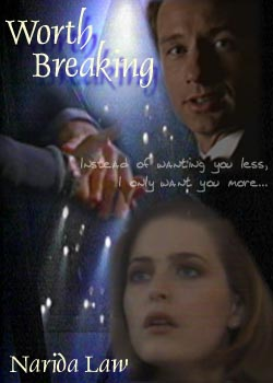 Book Cover: Worth Breaking by Narida Law