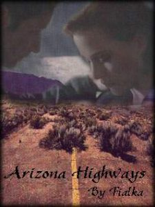 Book Cover: Arizona Highways by Fialka