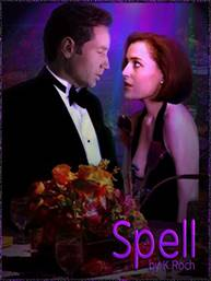 Book Cover: Spell by KRoch