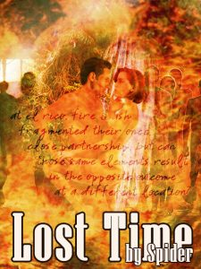 Book Cover: Lost Time by Spider