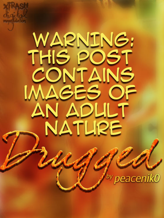 Book Cover: Drugged by Peacenik0