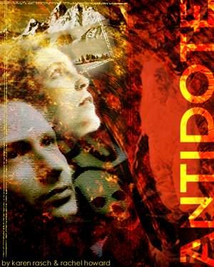 Book Cover: Antidote by Rachel Howard & Karen Rasch