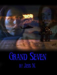 Book Cover: Grand Seven by JessM