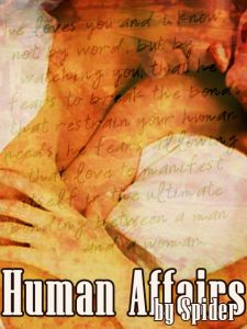 Book Cover: Human Affairs by Spider