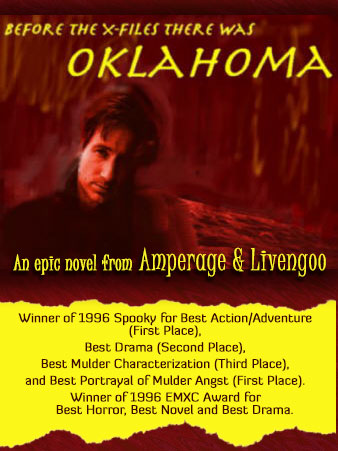 Book Cover: Oklahoma by Amperage & Livengoo