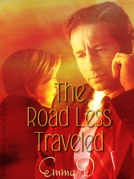 Book Cover: Road Less Traveled by Emma D