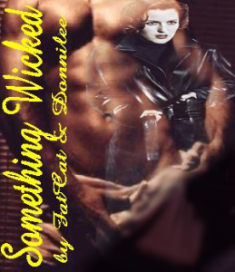 Book Cover: Something Wicked by Donnilee and Fatcat