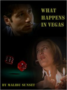 Book Cover: What Happens in Vegas by Malibu Sunset