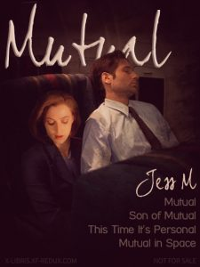 Book Cover: Mutual Series by JessM
