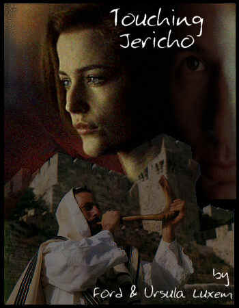 Book Cover: Touching Jericho by Ford & Ursula Luxem