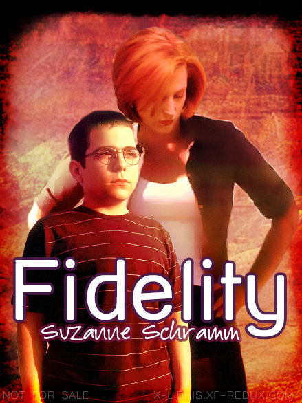 Book Cover: Fidelity by Suzanne Schramm