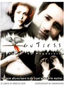 Book Cover: Gutless by Magdeleine