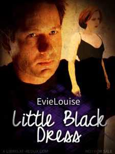 Book Cover: Little Black Dress I & II by Evielouise
