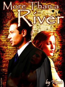Book Cover: More Than a River by Flynn