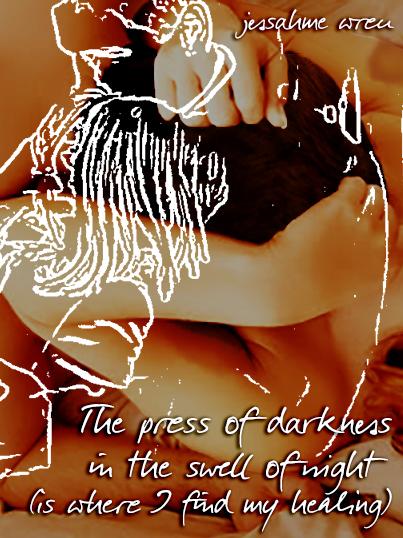 Press of Darkness… by JessahmeWren