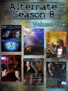 Book Cover: Alternative Season 8 - Volume 1