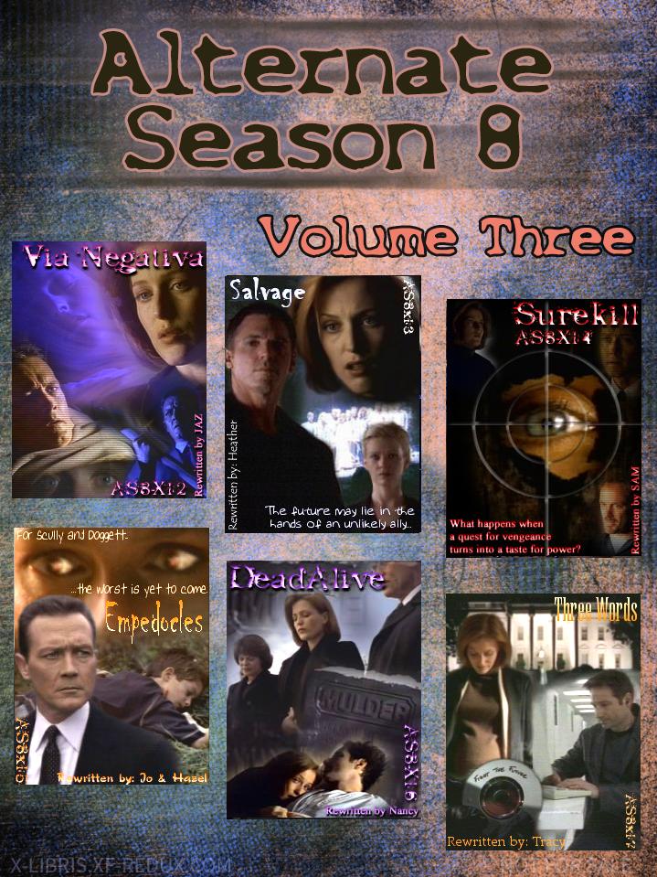 Alternative Season 8  – Volume 3