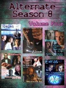 Book Cover: Alternative Season 8 - Volume 4