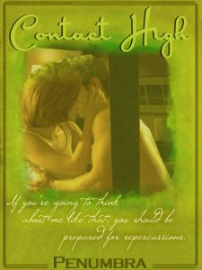 Book Cover: Contact High by Penumbra