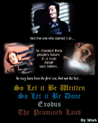 Book Cover: So Let It Be Written Series by Mish