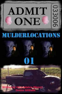 Book Cover: Mulderlocations by Abracadabra & Spooky's Girl