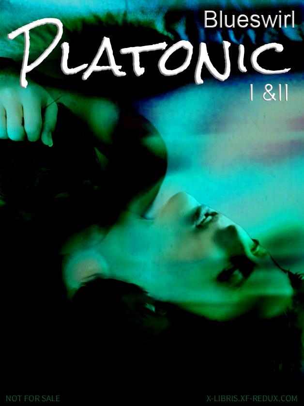 Book Cover: Platonic I & II by BlueSwirl