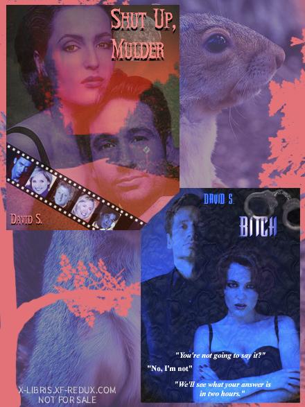 Book Cover: Shut Up, Mulder & Bitch by David S