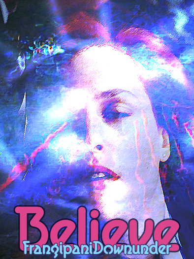 Book Cover: Believe by FrangipaniDownunder