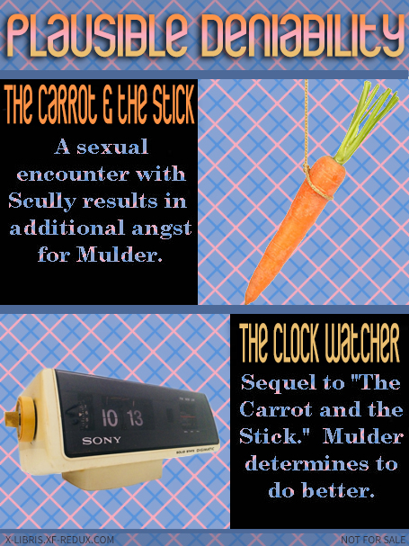 Carrot and the Stick & The Clock Watcher by Plausible Deniability
