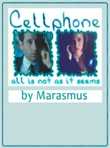 Book Cover: Cellphone by Marasmus