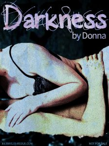 Book Cover: Darkness by Donna