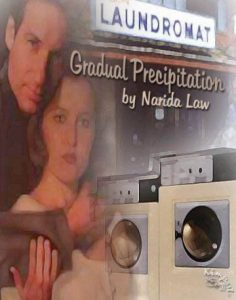 Book Cover: Gradual Precipitation by Narida Law