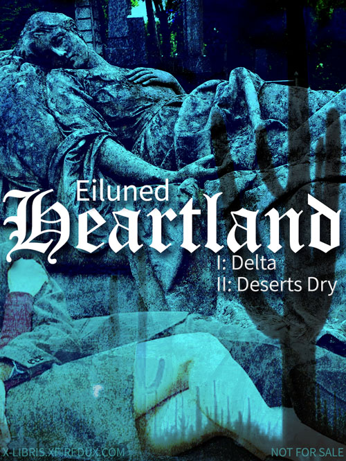 Book Cover: Heartland I & II by Eiluned