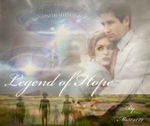 Book Cover: Legend of Hope by Ms31x129