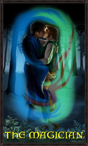 Book Cover: Magician Series by Suzanne Bickerstaffe & Jennifer Lyons