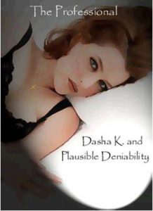Book Cover: Professional, The by DashaK & Plausible Deniability