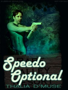Book Cover: Speedo Optional by Thalia D'Muse
