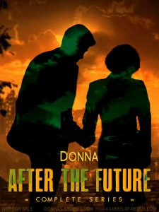 Book Cover: After the Future by Donna