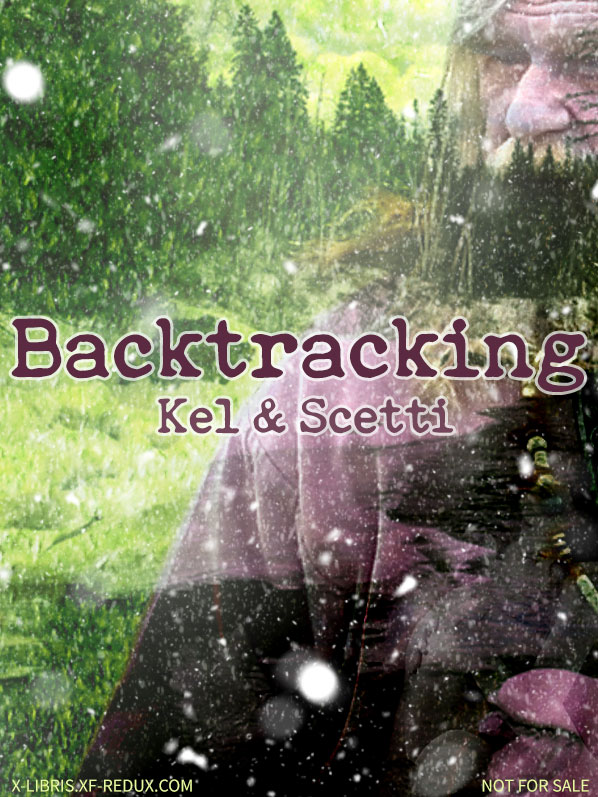 Book Cover: Backtracking by Kel & Scetti