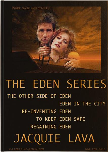 Eden Series by Jacquie LaVa