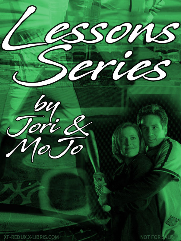Book Cover: Lessons Series by Jori & MoJo
