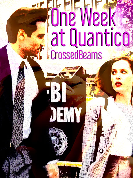 Book Cover: One Week at Quantico by CrossedBeams