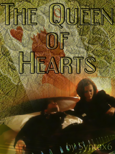 Book Cover: Queen of Hearts by Syntax6