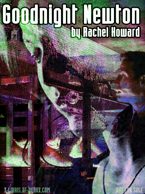 Book Cover: Goodnight Newton by Rachel Howard