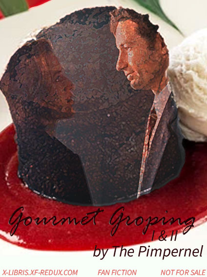 Book Cover: Gourmet Groping I & II by The Pimpernel