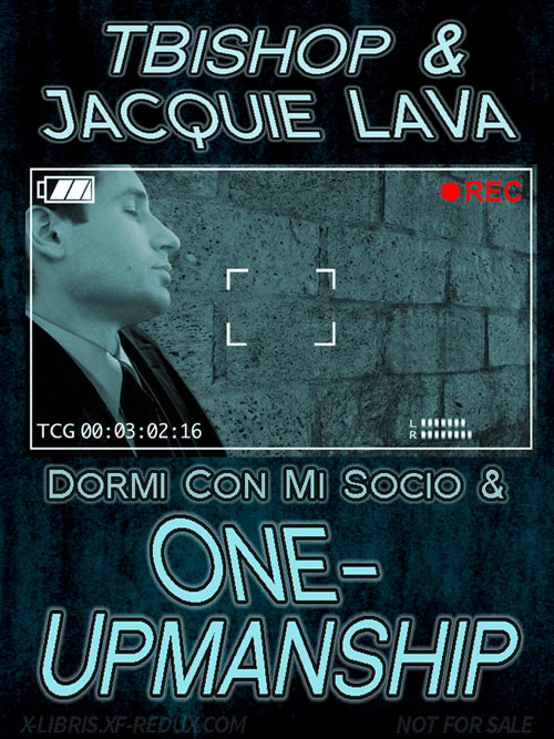 Book Cover: One-Upmanship by TBishop & Jacquie LaVa