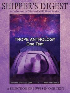 Book Cover: Shipper's Digest 02: Two Agents, One Tent
